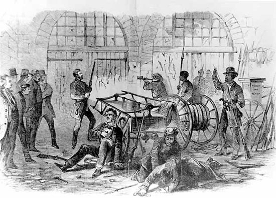 An introduction to john brown and harpers ferry raid