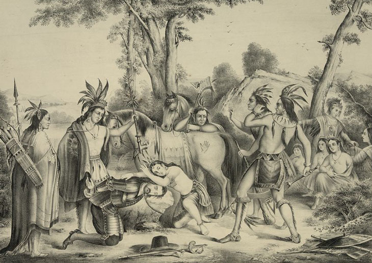 pocahontas a great american myth essay This happened in 1995, when disney released its own version of the pocahontas story in the disney film, a romance emerges between the native american girl, pocahontas.