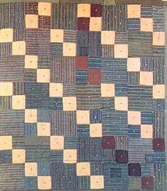 Dinorama Rag Quilt Free Pattern: Robert Kaufman Fabric Company