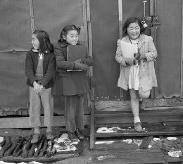Children in Internment Camps
