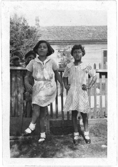 Mexican girls, San Antonio, Texas