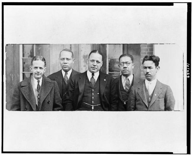 The NAACP Legal Team, 1933