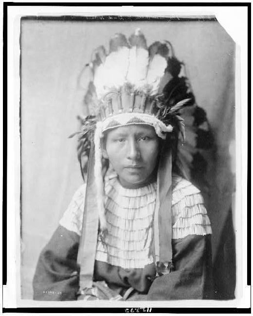 The daughter of Bad Horses (Cheyenne)