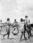 African American Children Playing Singing Games, Eatonville, Florida