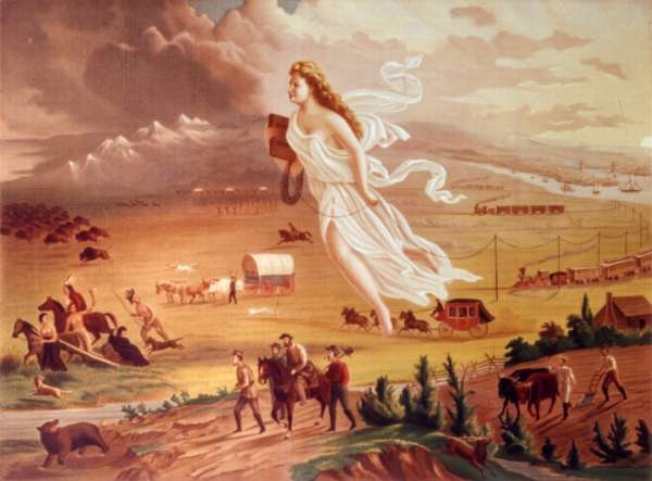 manifest destiny and sectionalism history quiz The manifest destiny chapter of this prentice hall us history companion course  helps students learn the essential lessons associated with manifest.