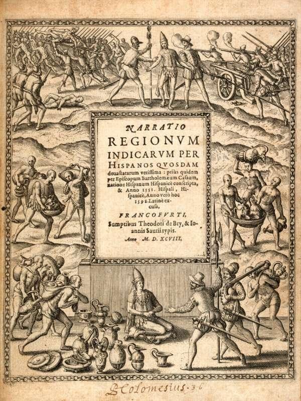 Narratio Regionum Indicarum Per Hispanos