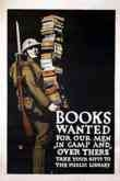 WW I Posters: Books Wanted
