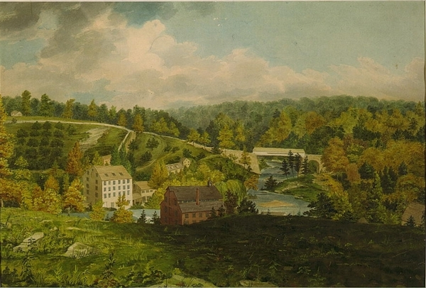Mill On the Brandywine, Delaware