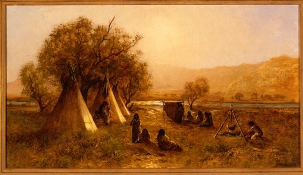 Cheyenne Encampment