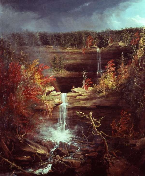 The Falls Of The Kaaterskill