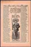 El Entierro De Zapata (Zapata's Burial)