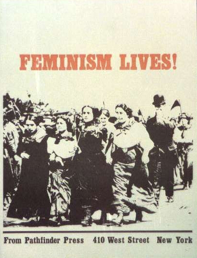 Feminism Lives!