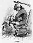Whipping Of Huck Finn