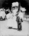 Italian Immigrant Family at Ellis Island