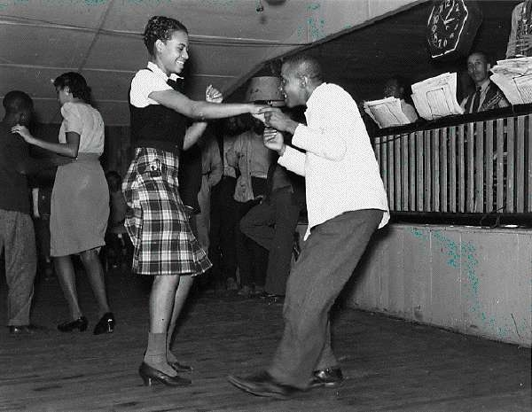 Jitterbugging in Juke Joint, Memphis Tennessee