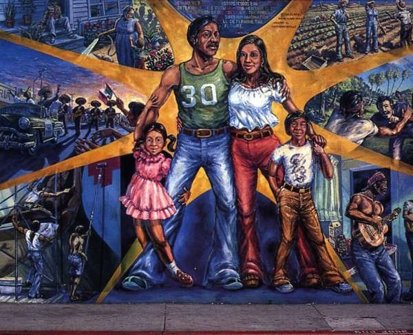Chicano Activists' Demand for Social Justice