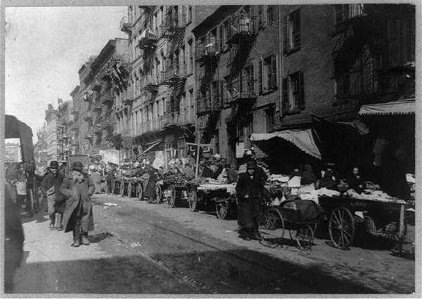 Peddlers - New York's Little Jerusalem