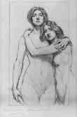 Columbia & Cuba - Magazine Cover - Nude Study
