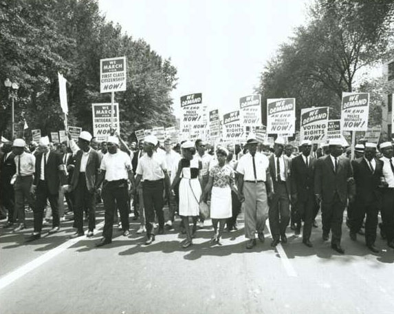 March on washington date