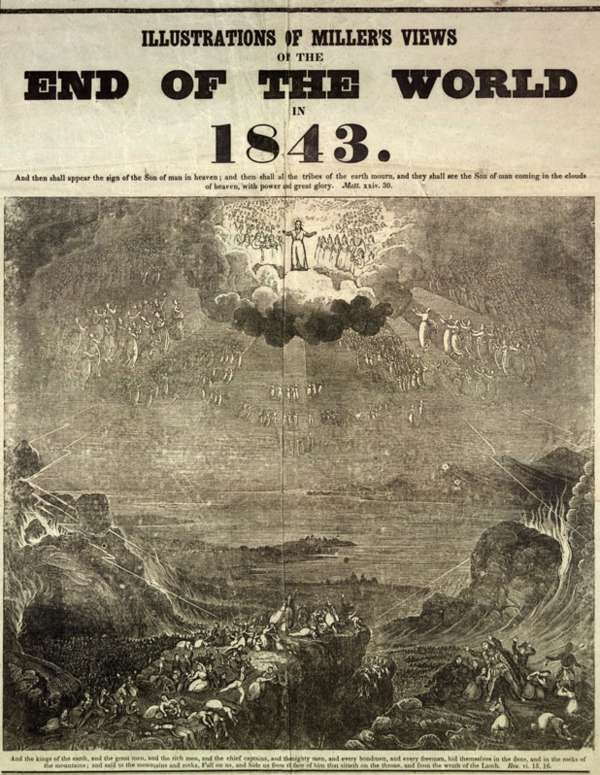 Illustrations of Miller's Views of the End of the World