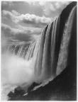 Niagara Falls, N.Y., Close-Up View From Below