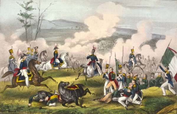 Battle of Palo Alto- May 8Th, 1846, Between 2900 Americans, Under Genl. Taylor, and 6000 Mexicans, Commanded By Genl. Arista.