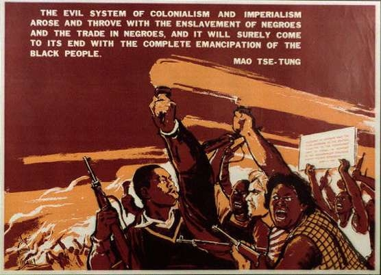 The Evil System of Colonialism and Imperialism…