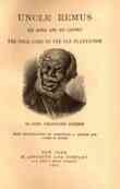 Cover of the book, <I>Uncle Remus , His Songs and Stories</I>