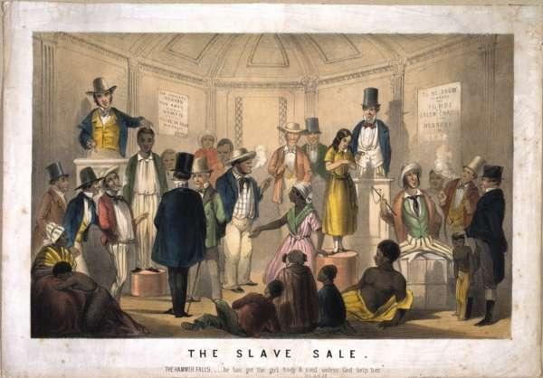 The Slave Sale