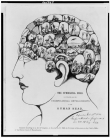 The Symbolical Head, Illustrating All the Phrenology