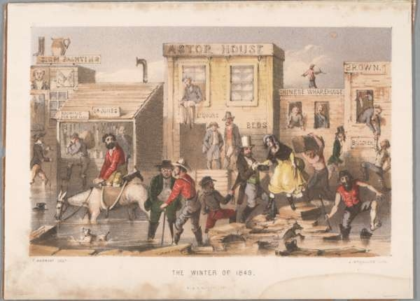 The Winter of 1849