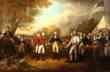 The Surrender of General Burgoyne at Saratoga October 1777