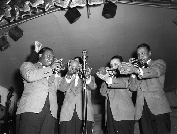 Duke Ellington's Trumpet Section