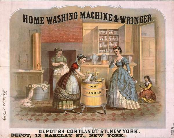 an introduction to the history of the washing machine Instructions candy washing machine  washing machine formation and history candy was  and all other information enclosed with the introduction washing machine.