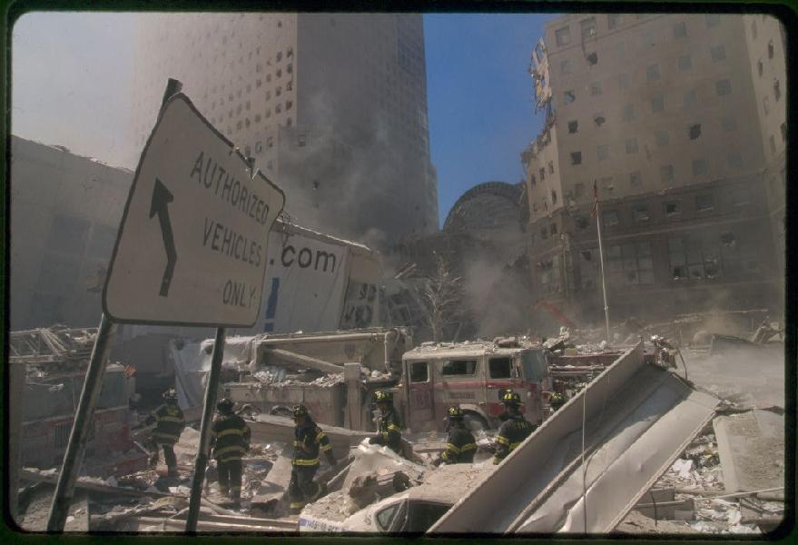 a history of the terrorist attack on the world trade center on september 11th 2001 The september 11, 2001 attacks on the world trade center and the  proclaimed the conclusion of the cold war as the end of history,  petraeus recently told dw, the fight against terror is going to last for generations.