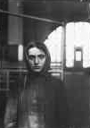 Young Russian Jewess At Ellis Island