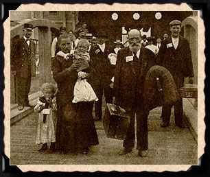 austrian irish immigration to the The upsurge lasted until the united states government enacted unprecedented restrictions on immigration in 1924  immigration (1870-1930)  generation of irish .